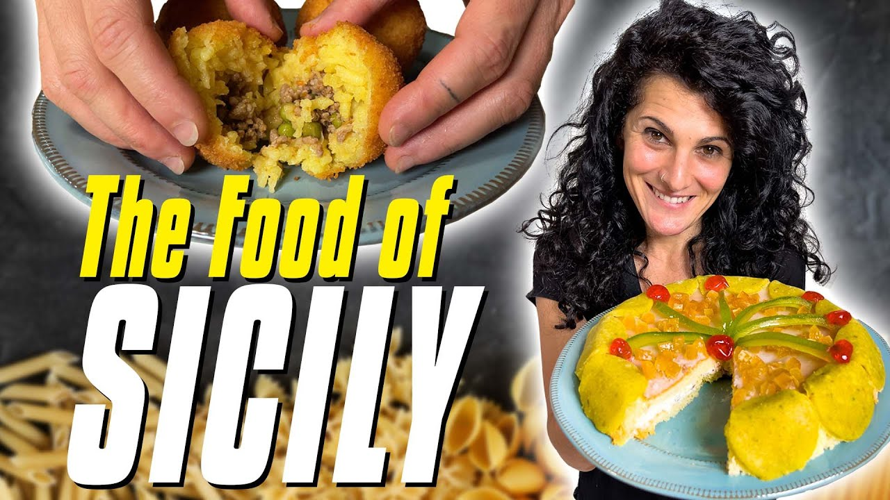 The Food of SICILY