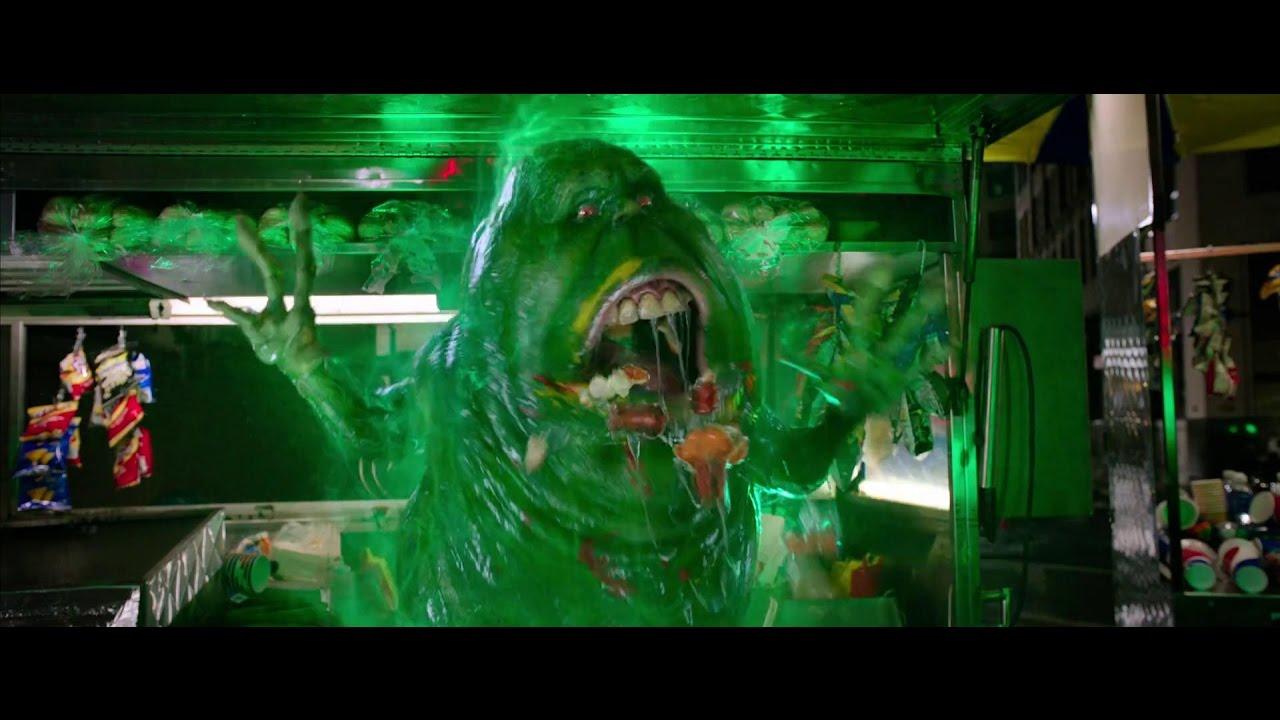 Ghostbusters Hd 2016 Slimer