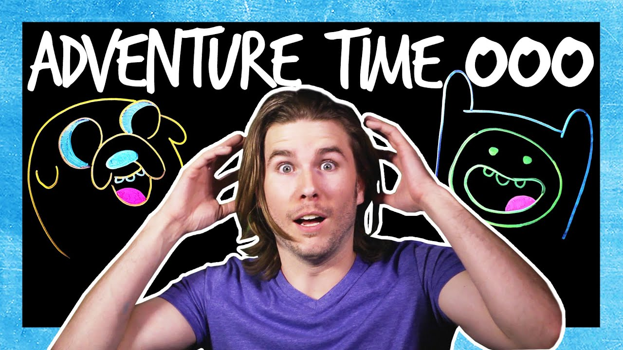 Can ADVENTURE TIME'S Land of Ooo Happen in Real Life? | Because Science