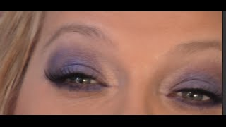 Easy Purple Smokey Eye -All Drugstore Cosmetics Thumbnail