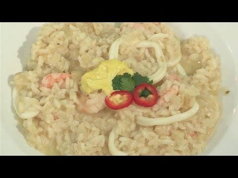 How To Cook A Simple Risotto