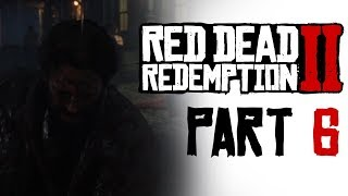 RED DEAD REDEMPTION 2 #6 - BAR BRAWL! | PS4 Gameplay