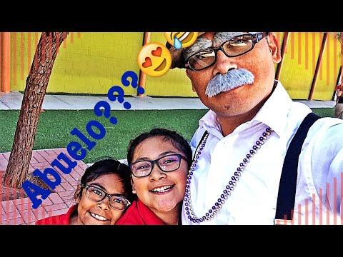 Grandparents day 2017 at Papago school - Phoenix az