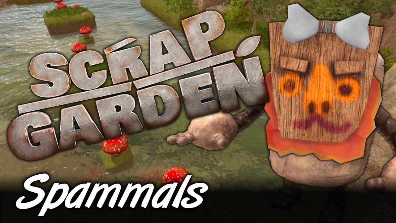 Scrap Garden | Part 3 | GET IT ON LIKE DONKEY KONG! - YouTube