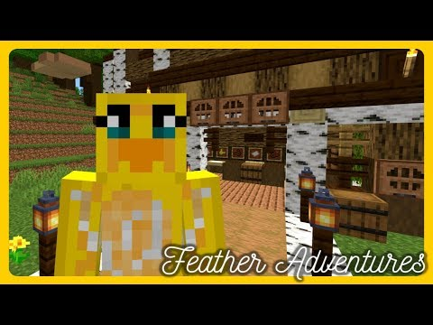 Feather Adventures : THE THEATRE - {274}