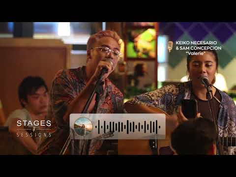 Keiko and Sam  Valerie an Amy Winehouse cover Live at La Union KeikoEscapeEP