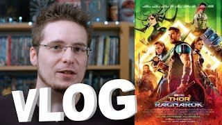 Vlog - Thor : Ragnarok