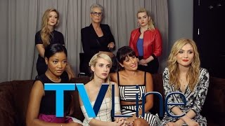 """Scream Queens"" Interview at Comic-Con 2015 - TVLine"