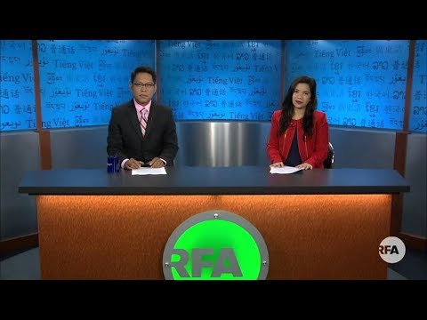 RFA Burmese TV August 29, 2017