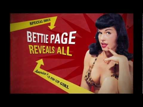 Bettie Page Reveals All trailer
