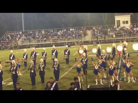 Arab High School Band - 2017 Etowah Game