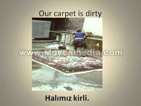 Turkish possessive adjective