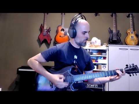 #44 Nashgul - Cyberpunk Scum (Guitar Cover)