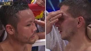 Daigo Higa vs. Thomas Masson WBC Flyweight Title 10/22/17