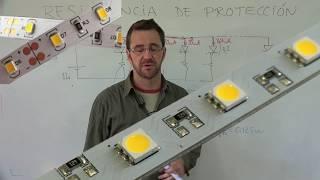 ¿Cómo conectar un MONTÓN de LEDs?