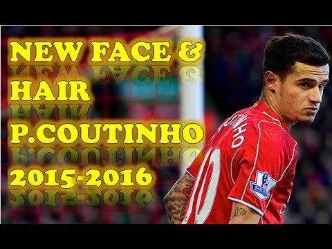 New Face HairPhilippe CoutinhoPes Pc YouTube - Coutinho hairstyle 2015
