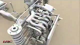 Двигатель и трансмиссия Ваз   2112 1 6 литра 16 клапанов