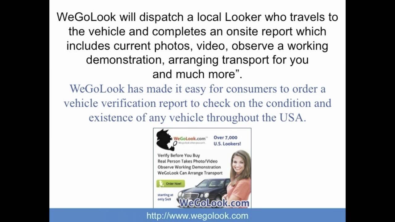 eBay Motors Auto Inspection only $49 - YouTube