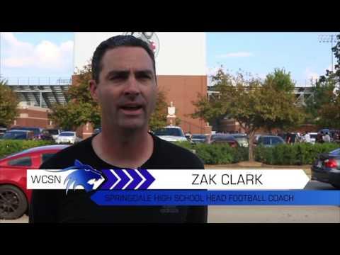 Springdale School District Football   Springdale vs. Har-Ber