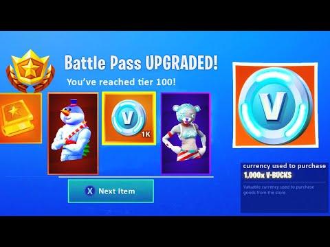 NEW SEASON 7 BATTLE PASS! (Fortnite) thumbnail