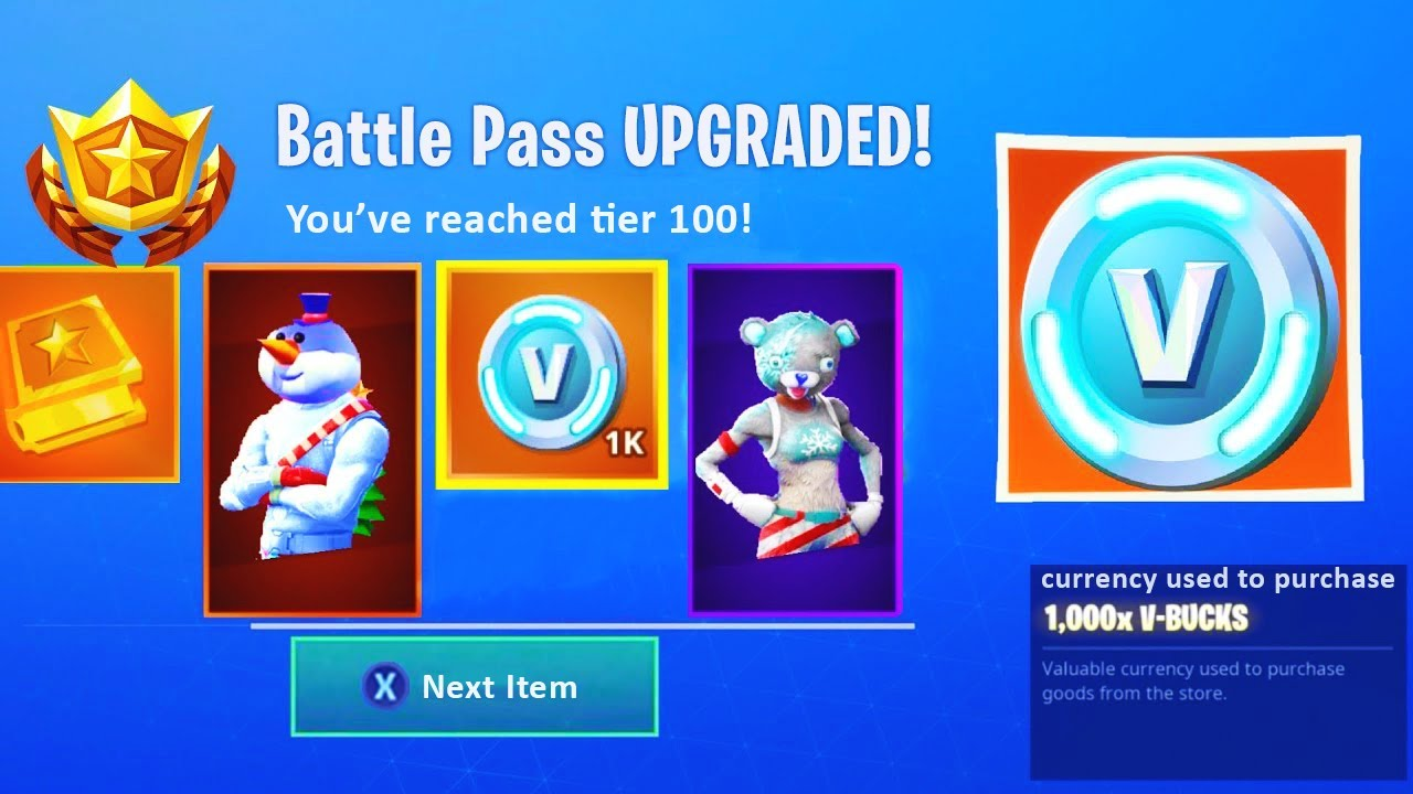 New Season 7 Battle Pass Fortnite Youtube
