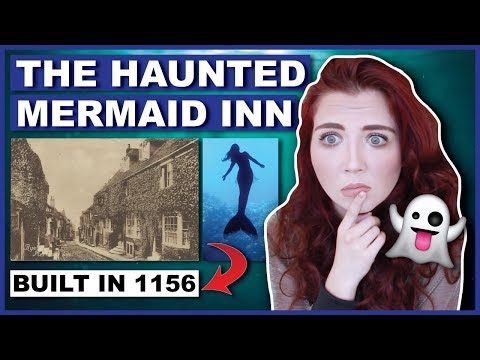 Going To The Very Haunted MERMAID INN