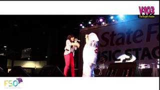 cee lo green ft melanie fiona fool for you official video live