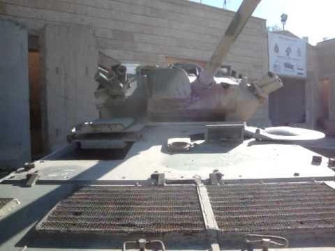 FV101 Scorpion Chemical Ali Personal Iraqi Tank