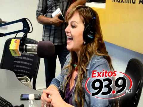 Entrevista Con Jenny Rivera En Exitos 939 Youtube