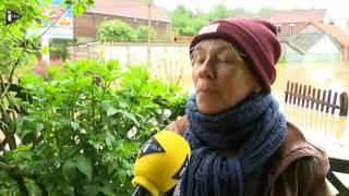 Les habitants du Pas-de-Calais touchés par les inondations