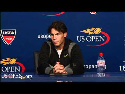 Nadal Talks About Win Over Verdasco In US Open Quarters