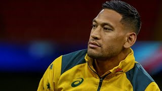 Folau Claims Bushfires And Drought Part Of 'god's Plan' To Punish Australia