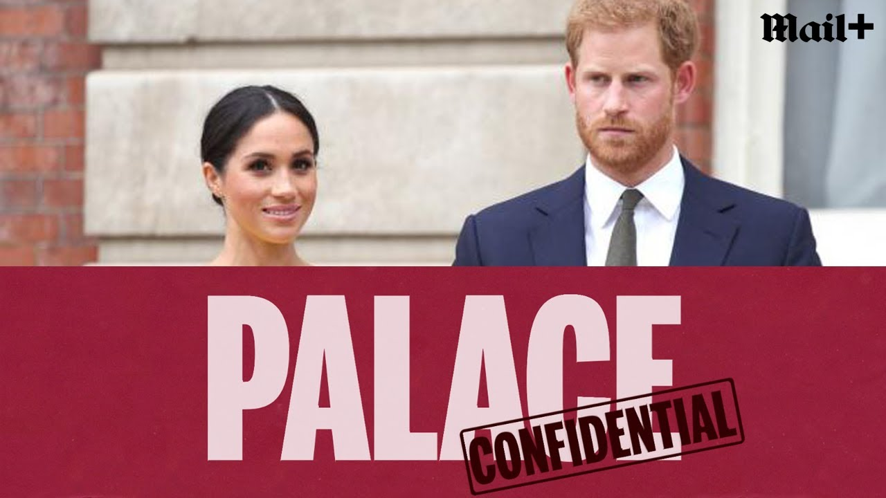 Download 'Harry and Meghan's latest move is incredibly calculated and really tacky'   Palace Confidential