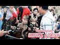 Nyongkolan UNTUNG JAYADI & SILNA DEWI,Pengantin viral Lombok