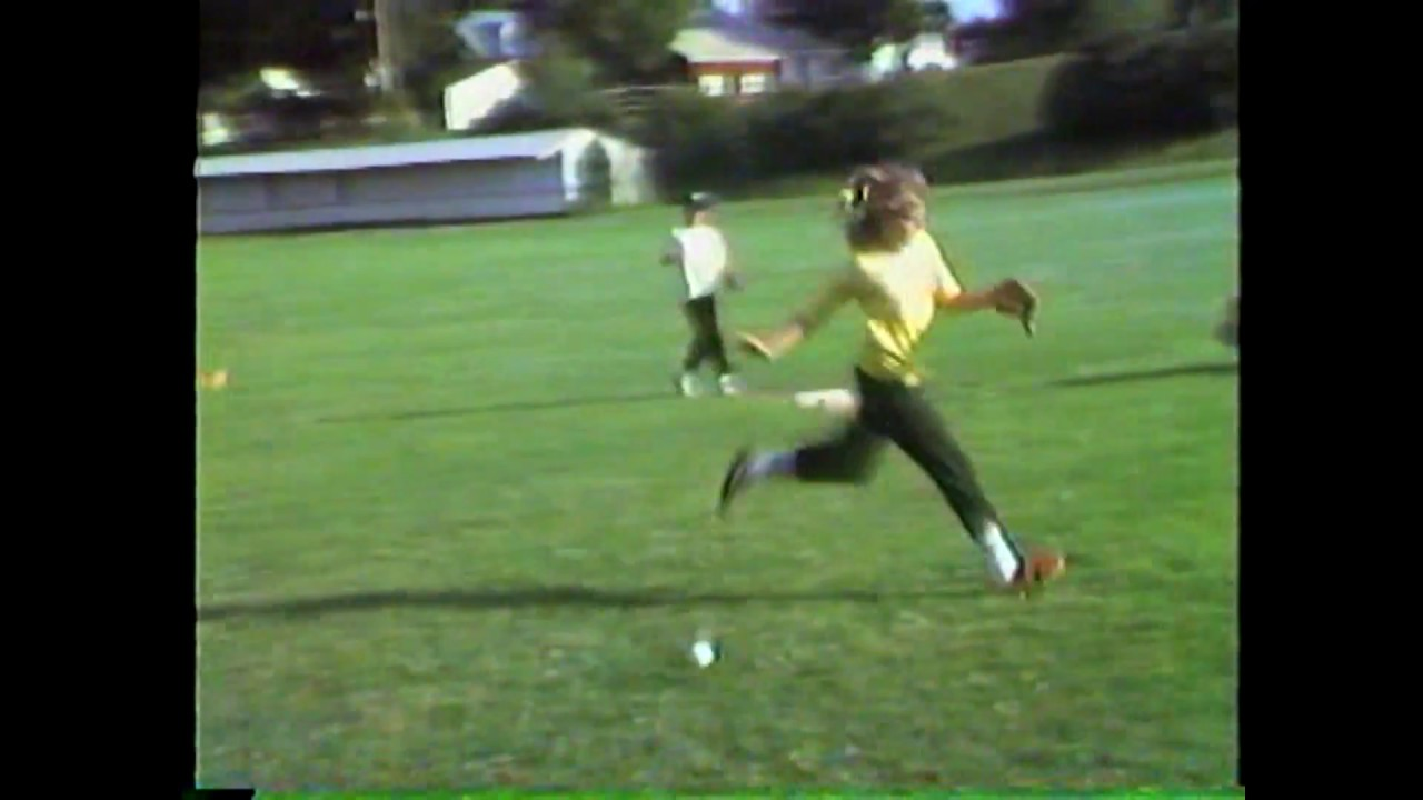 Champlain - Altona Pony Softball  7-16-86
