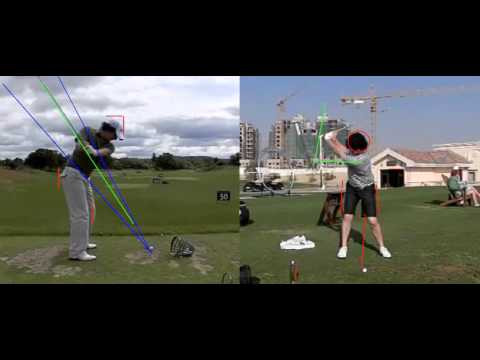 Professional Golf Swing Analysis: Rory McIlroy