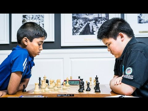 "Truly ""A wonder!"" Praggnanandhaa makes his maiden GM norm!"