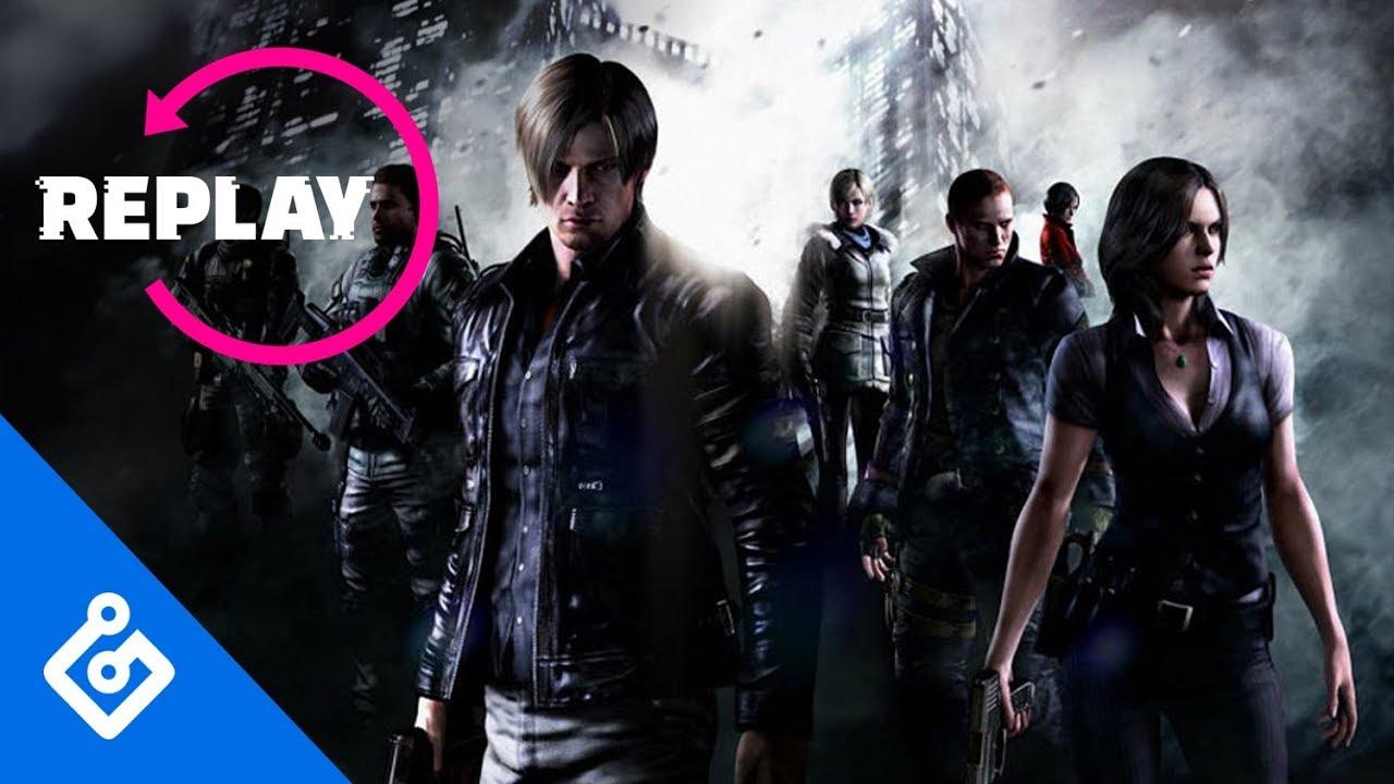 Replay Resident Evil 6 Youtube
