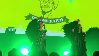 There There Theres「ギュウ農フェス クラシック」2018/09/21 @渋谷WWWX(ゼアゼア) thumbnail