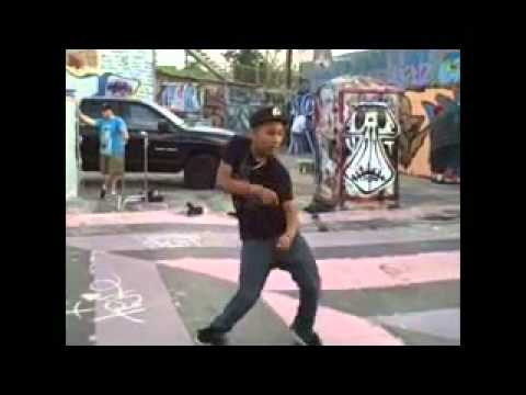 The King Of Dougie Battle ROUND 2  Teach me How to dougie 2011