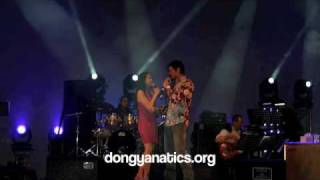 exclusive concert pics from dongyan in dubai preview only