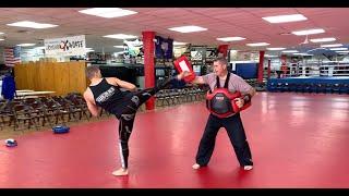 Stephen Wonderboy Thompson - MMA Mitt Training And Equipment Talk!