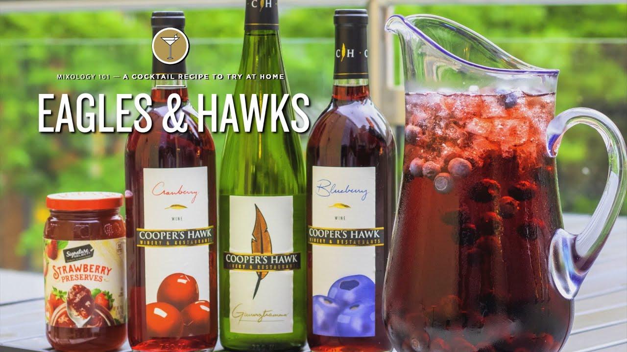 Mixology 101 - Eagles & Hawks