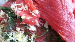 Costco Salmon Infested with Worms. This could be your Sushi