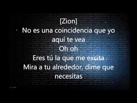 Estas Aqui - Nicky Jam Ft Daddy Yankee Zion J Alvarez  - Lyrics Letra