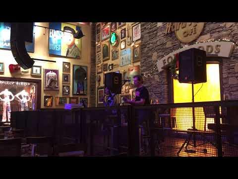 Spontaneous Karaoke! First time singing in public!