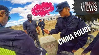 India to China on Xpulse 200 Caught by Chinese Police - Ep 5