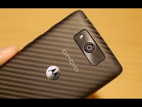 Обзор Motorola Droid Maxx (3500mAh)