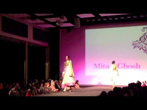 The Pink Fashion Show Highlights - Designer Mitan Ghosh