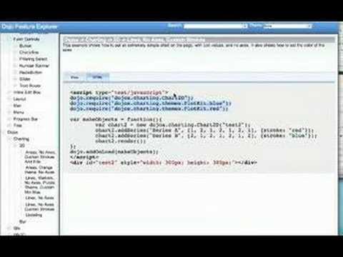 Dojo Toolkit 1.0.2